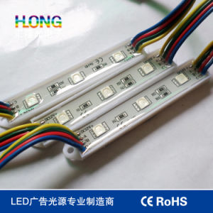 DC12V 0.72W LED Module Light Waterproof RGB pictures & photos
