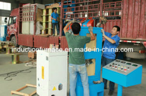 China Manufacturer Fine Copper Wire Pulling and Drawing Machine with Annealing pictures & photos