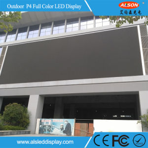 High Resolution P4 Fixed Full Color Screen Outdoor LED TV pictures & photos