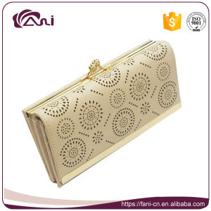 New Arrival Handmade Metal Frames Woman Clutch Purse Wallet 2017 Design pictures & photos
