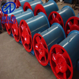 Axial Flow Ventilator/Industrial Roof Exhaust Fan