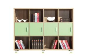 Modern Fresh Color Design Small Cabinet for Office Using pictures & photos