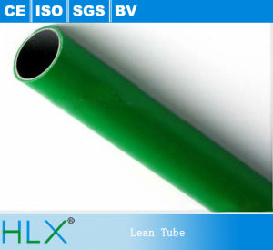 Plastic PE Coated Steel Pipe /Lean Tube pictures & photos