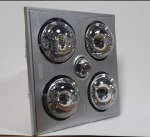Hot Selling Ceiling Mounted 4 Lamps Bathroom Infrared Heater pictures & photos