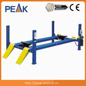 Electric-Air Control System 6.5t Heavy Duty 4 Post Car Lifter (414) pictures & photos