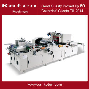 V Cutter Window Patching Machine pictures & photos