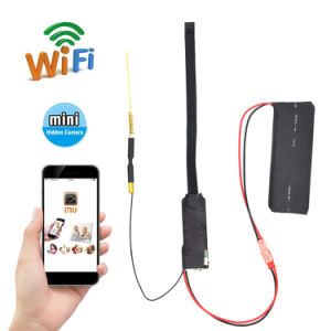Mini HD 1080P Hidden WiFi Camera pictures & photos