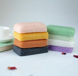 Bath Puff Beauty Product Soap Sea Natural Konjac Facial Sponge pictures & photos