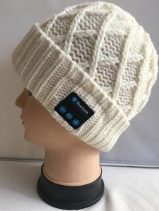 New Style Jacquard Bluetooth Hat pictures & photos