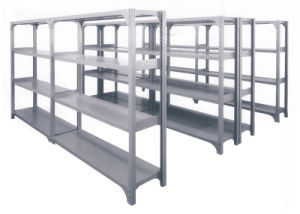 Storage Rack Steel Furniture with Adjust Shelves for Unite Britain Market pictures & photos
