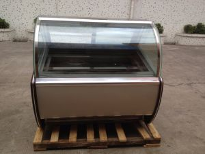 Chinese Ice Cream Display Case pictures & photos