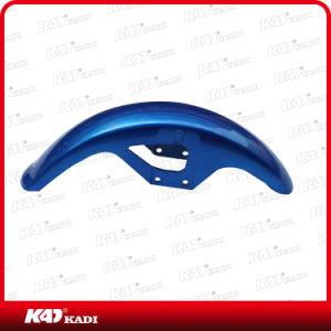 Blue Color Front Fender for Ax4 Motorcycle Parts pictures & photos