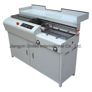 Wholesale Book Binding Machine Bw-950z A4 Semi- Automatic Perfect Binder pictures & photos