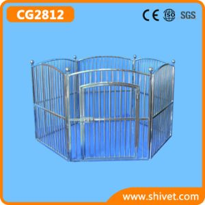 Stainless Steel Dog Cage (CG2812) pictures & photos