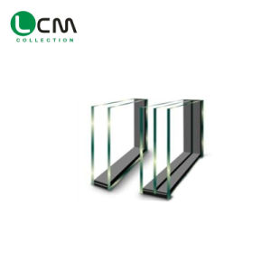 24mm Thick Igu Glazing Units 6mm Thick Extra Clear Glass Heat Strengthened with Low-E pictures & photos