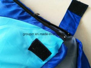 Combined Outdoor Sleeping Bag Envelop Wtih Hoop pictures & photos