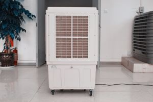 Mobile Floor Standing Evaporative Air Conditioner for Restaurant (JH165E) pictures & photos