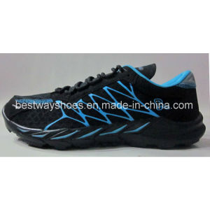 Single Mesh Shoes for Men pictures & photos