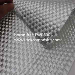 E-Glass Fiberglass Woven Roving Ewr800 pictures & photos