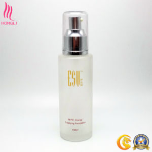 100ml Frosted Glass Spray Lotion Bottle pictures & photos