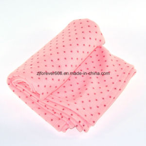Low Price Portable Car Blanket Sleep Blanket Air Blanket Polar Fleece Blanket pictures & photos