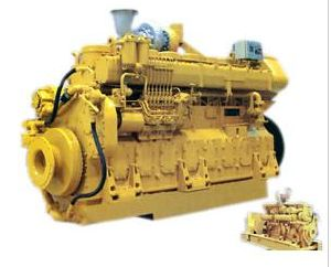 8-Cylinder Marine Engine (500-720kW) Water Cooled Lightweight Low Fuel Consumption pictures & photos