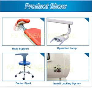 Dental Chair Made in China Dental Product pictures & photos