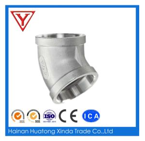 ANSI B16.11 Forged Steel Socket Weld Elbow pictures & photos