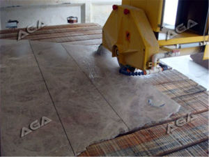 Automatic Stone Bridge Cutting Machine for Cutting Granite/Marble Tiles pictures & photos