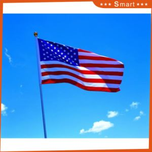Custom Waterproof and Sunproof National Flag USA National Flag Model No.: NF-002 pictures & photos