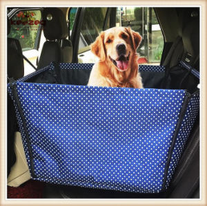 Waterproof Dog Pet Car Seat Cover/Pet Booster Seat/ Car Accessories (KDS012) pictures & photos