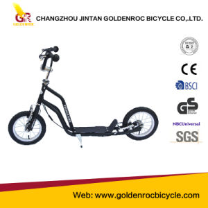 (Gl1201-BY) High Quality 12′′ Steel Frame Kick Scooter for Children pictures & photos