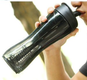 New Plastic Protein Shaker Bottle (R-S085) pictures & photos