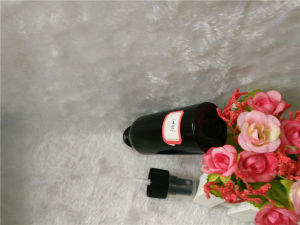 100ml Bright Black Aluminum Bottle for Cosmetic (AB-018) pictures & photos