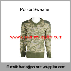 Police Jumper-Army Jumper-Camouflage Jumper-Military Jumper-Military Pullover pictures & photos