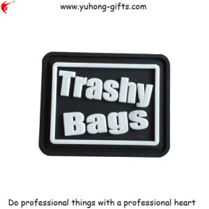 2015 New Design Bag Rubber PVC Tag (YH-RL052) pictures & photos