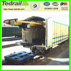 Pull Wagon for Railway Road pictures & photos