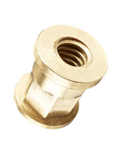 High Quality Brass Nuts & Metal Copper Sleeve pictures & photos