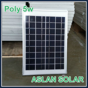 2W-3W-5W-10W Poly Solar Cell Lamp with Ce-IEC-ISO pictures & photos