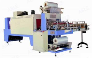 Automatic PE Film Shrinking Wrapping Machine pictures & photos
