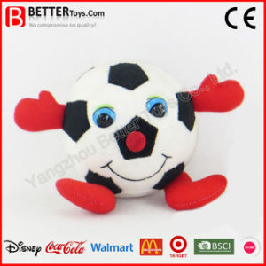 Stuffed Football Soft Toy Keyring Plush Keychain pictures & photos