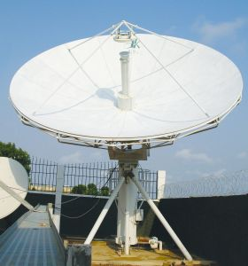 11.3m Fixed Satellite Earth Station Rx Only Antenna pictures & photos