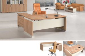 Modern Home School Hospital Wooden Executive Office Table pictures & photos