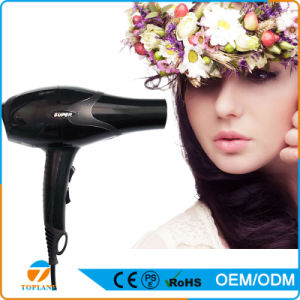 2017 New Design High-Power Professional Black and Hotel Hair Dryer pictures & photos