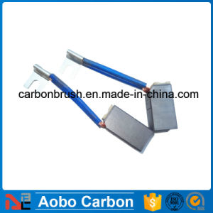 J206 Copper Graphite Carbon Brushes Manufacturer from China pictures & photos