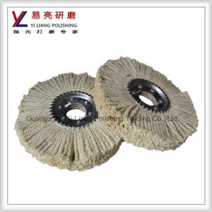 Sisal Abrasive Buffing Grinding Polishing Wheel pictures & photos