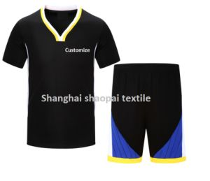 2017 New Customize Colorful Basketball Jersey Suit pictures & photos