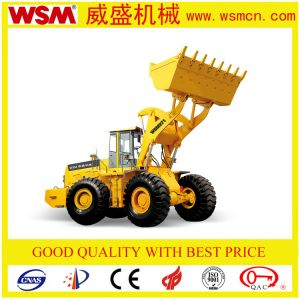 8 Tons Wheel Loader for Mining with Bucket 6 M3 pictures & photos