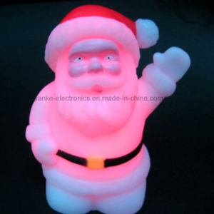 Christmas Gifts Flashing LED Night Light with Logo Printed (4027) pictures & photos
