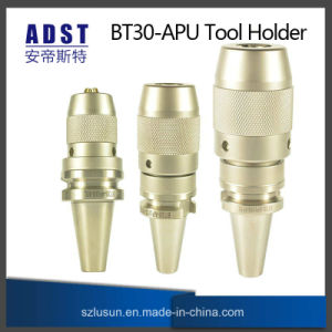 High Precision Tool Holder Bt30-Apu Collet Chuck Drill Chuck pictures & photos